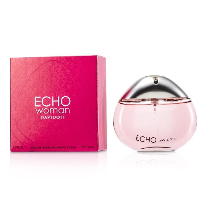 davidoff echo woman eau de parfum spray 30ml 1oz. Black Bedroom Furniture Sets. Home Design Ideas