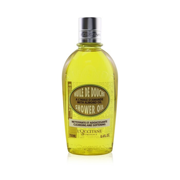 Almond Cleansing & Soothing Shower Oil 250ml/8.4oz - Product Image