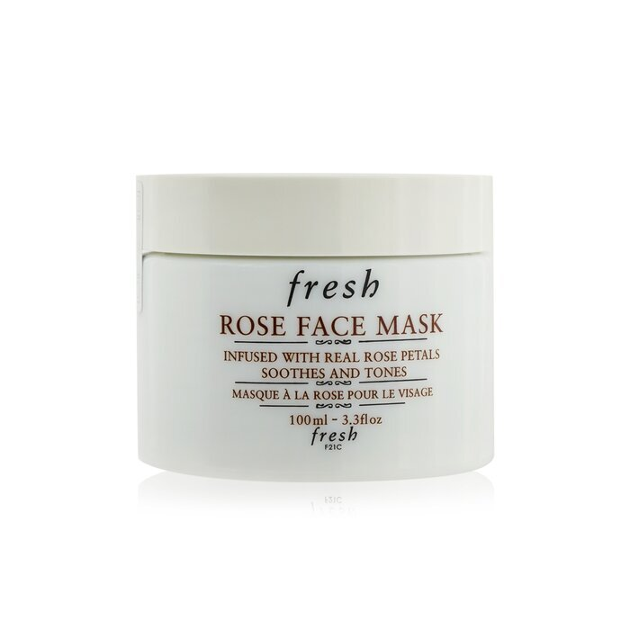 Rose Face Mask 100ml - Product Image