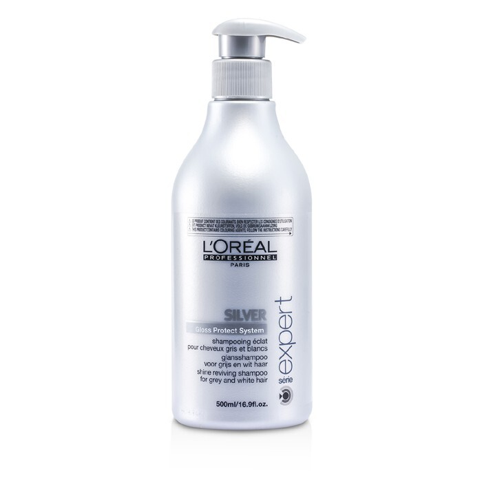 Oreal Professionnel Expert Serie - Silver Shampoo 500ml | Cosmetics ...