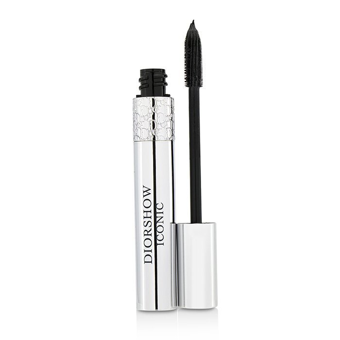 C.dior Diorshow Iconic Lash Curler Mascara #090 Noir Black - High Definition 10ml - Product Image