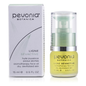 Pevonia Botanica Aromatherapy Face Oil - Dry, Devitalized Skin 15ml