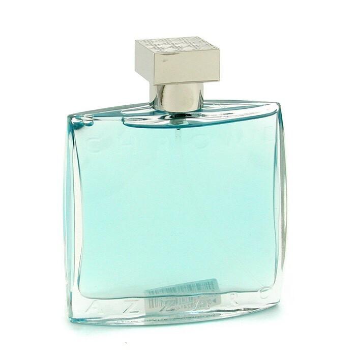 loris azzaro chrome eau de toilette spray unboxed 100ml 3 4oz cosmetics now us