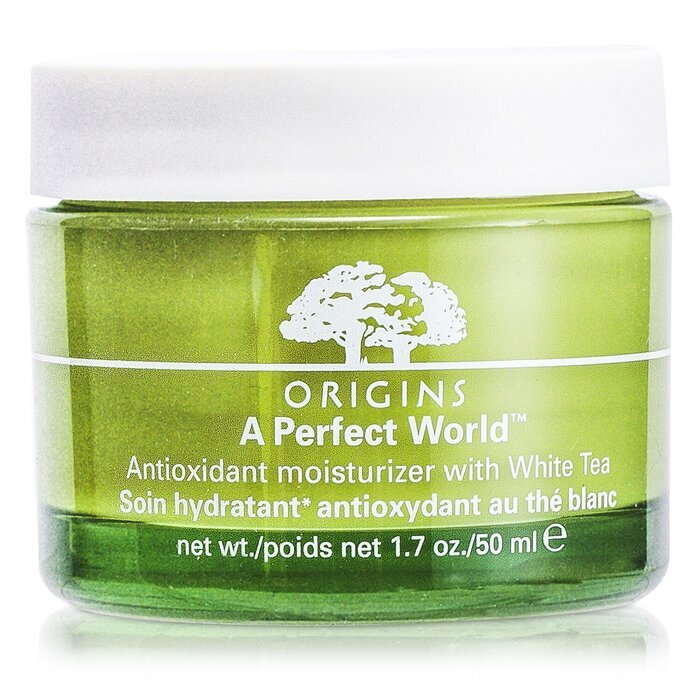 Origins white tea moisturizer