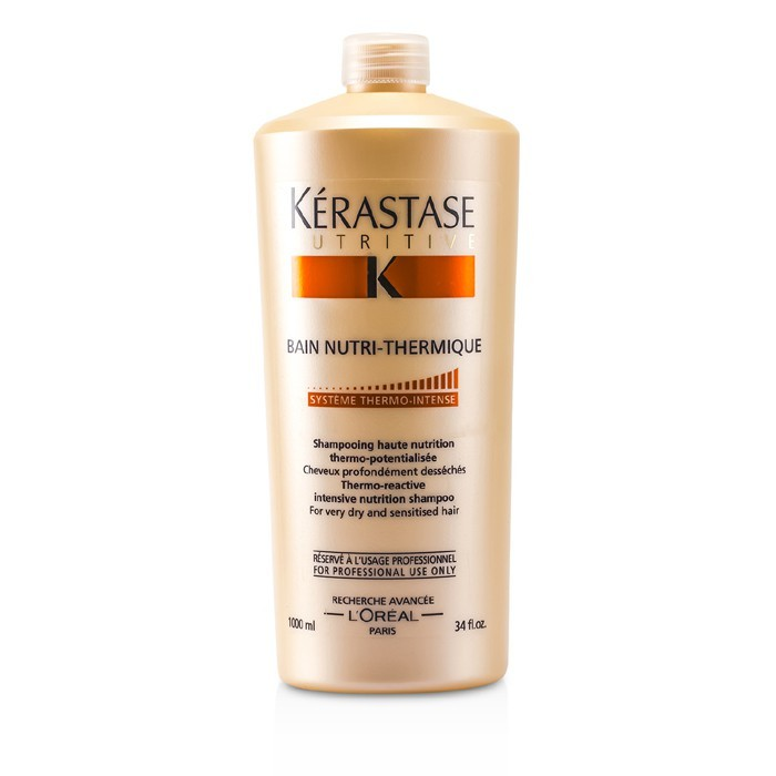 kerastase nutritive bain nutri thermique thermo reactive. Black Bedroom Furniture Sets. Home Design Ideas
