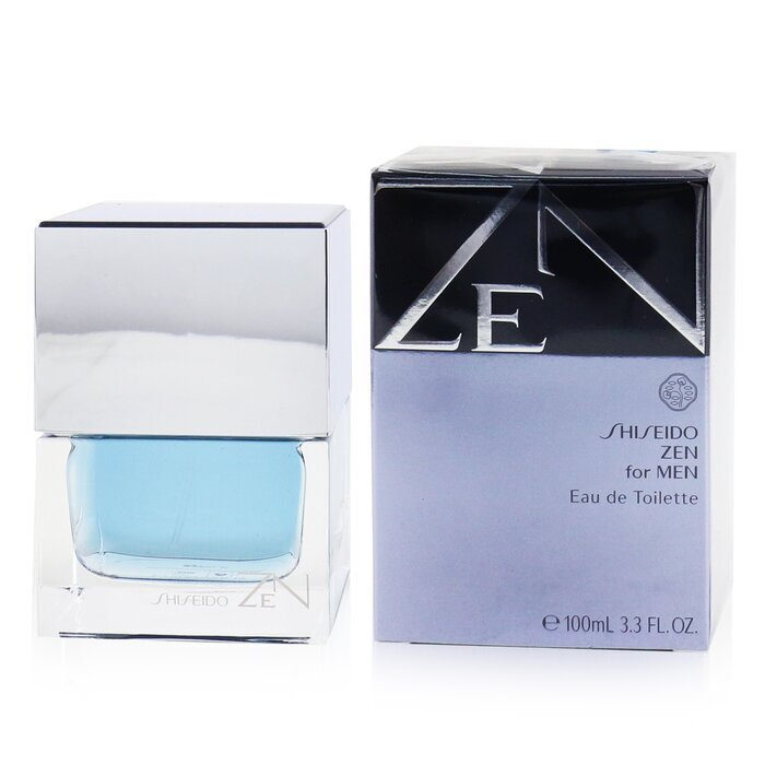 shiseido zen for men eau de toilette spray 100ml. Black Bedroom Furniture Sets. Home Design Ideas
