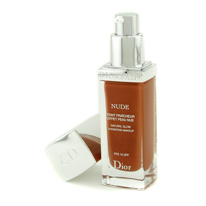 diorskin nude natural glow hydrating makeup