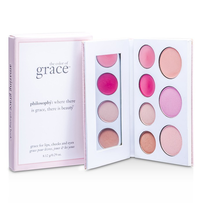 Philosophy amazing glaze coloring book review : Amazing glaze coloring book shimmering face powder grace