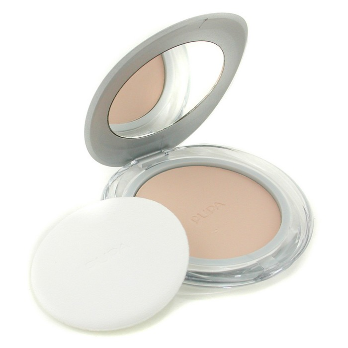 Компактная пудра с матовым эффектом pupa silk touch compact powder 03 купить в specialshop.ru! 8-800-700-21-08.