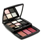 Lancome Magic Voyage Lip & Eye Pocket Palette (6x Eye Shadow ,3x Lip Color , 2x Applicator) -