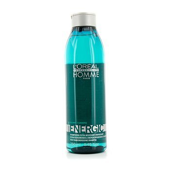 Professionnel Homme Energic High Foam Shampoo 250ml/8.45oz - Product Image
