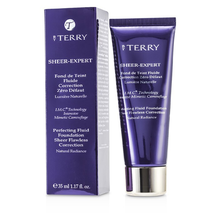 By Terry Sheer Expert Perfecting Fluid Foundation - # 4