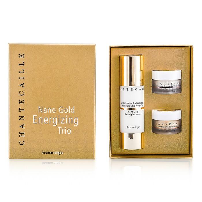 Chantecaille Nano Gold Energizing Eye Serum • Serum ...