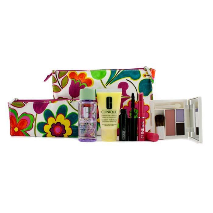 Clinique Travel Set: Makeup Remover 50ml + DDML 30ml ...