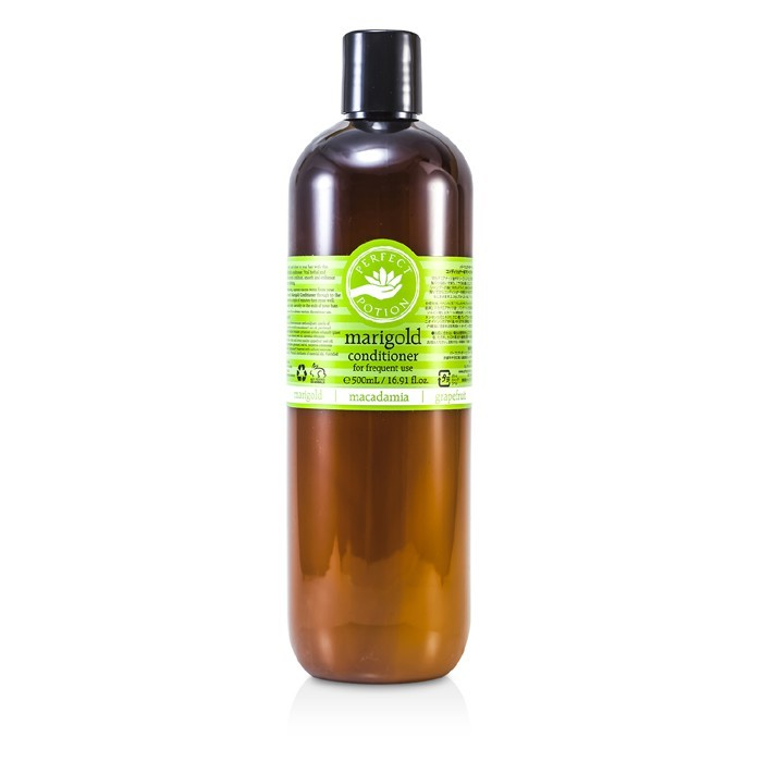 Perfect potion marigold conditioner (for frequent use) 500ml cosmetics now india.
