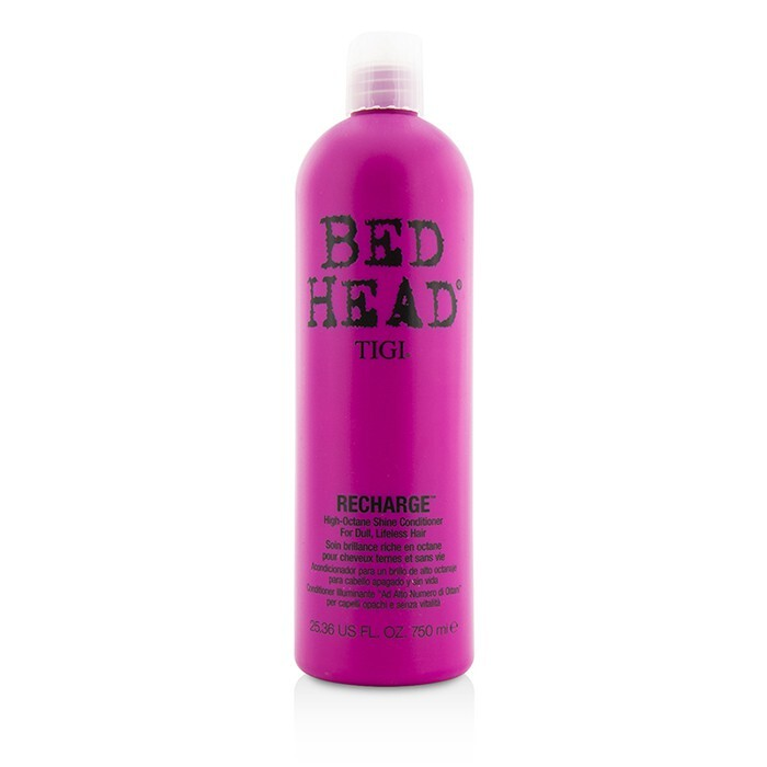 Tigi Bed Head Recharge High Octane Shine Shampoo Review