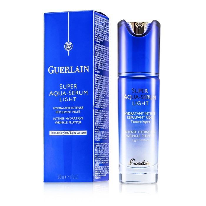 guerlain super aqua serum light 30ml 1oz cosmetics now us. Black Bedroom Furniture Sets. Home Design Ideas