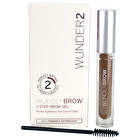Wunderbrow Wunder2 1-Step Brow Gel - Auburn
