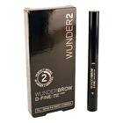 Wunderbrow Wunder2 D-fine Brow Liner & Gel - Blonde