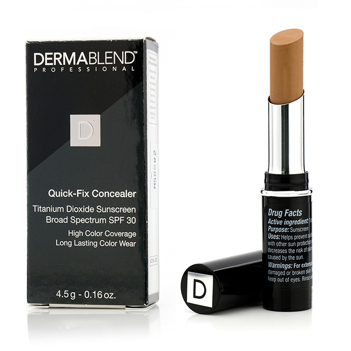 Quick Fix Concealer Broad Spectrum SPF 30 (High Coverage, Long Lasting Color Wear) - Bronze 4.5g/0.16oz - Product Image