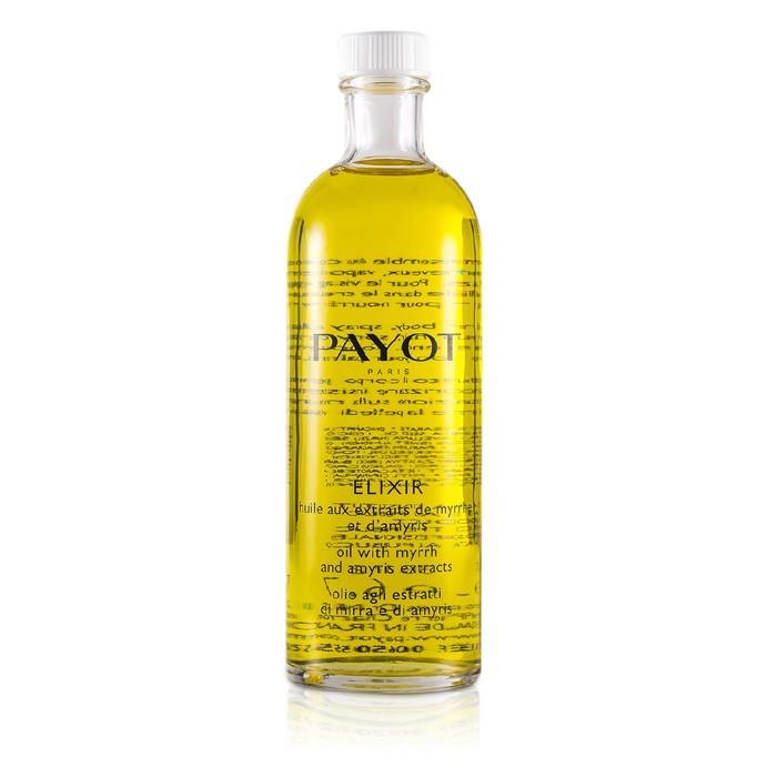 Payot Corps Elixir Oil Myrrh Amyris Extracts