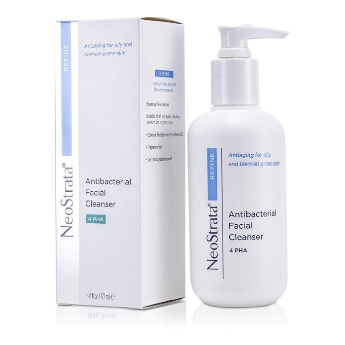 Antibacterial facial wash