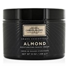 Caswell Massey Almond Moisturizing Shave Cream (Jar) 226g/8oz