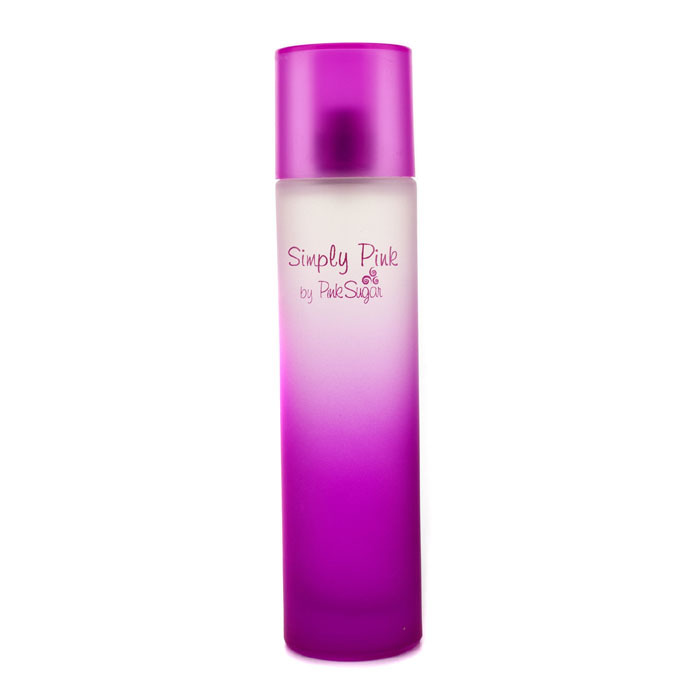 pink sugar simply pink eau de toilette spray 100ml 3 4oz cosmetics now us