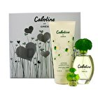 Gres Cabotine Coffret: Eau De Toilette Spray 100ml/3.4oz + Body Lotion 200ml/6.76oz + Miniature (Hearts Box) 3pcs