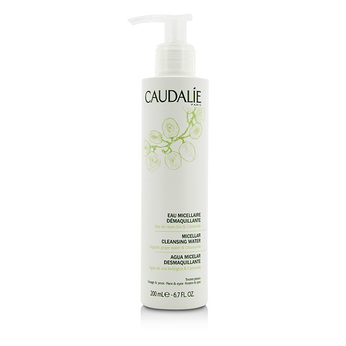 Caudalie Make-Up Remover Cleansing Water 200ml : Cosmetics Now New ...