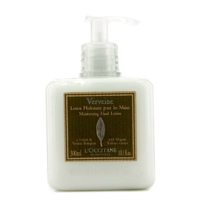 L'occitane Verveine Hand Lotion With Organic Extract 300ml - Product Image
