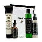 Philip B Four Step Hair & Scalp Treatment Set - Classic Formula (For All Hair Types) 4pcs