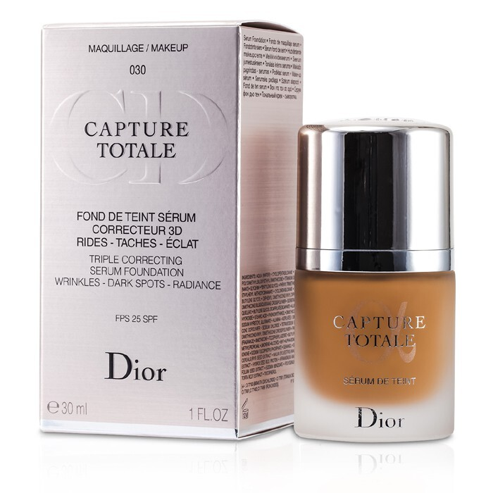 Capture Totale Triple Correcting Serum Foundation SPF25 - # 030 Medium Beige 30ml/1oz - Product Image