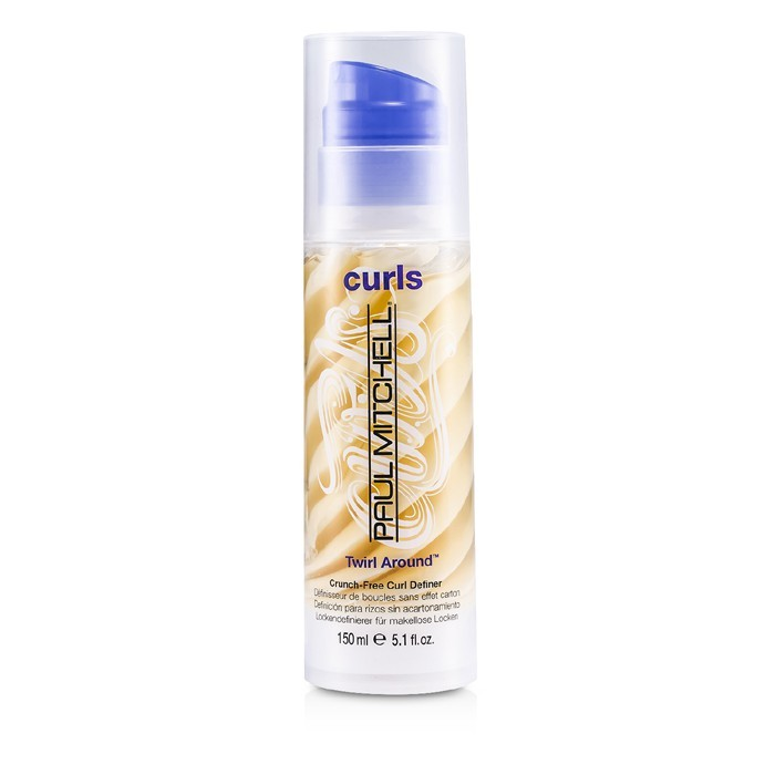 paul mitchell curls twirl around crunch free curl definer 150ml cosmetics now us. Black Bedroom Furniture Sets. Home Design Ideas