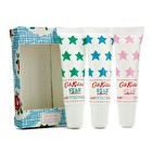 Cath Kidston Star Collection Lip Gloss Set: Lime & Mint 10ml + Rose & Peony 10ml + Bluebell & Jasmine 10ml 3pcs