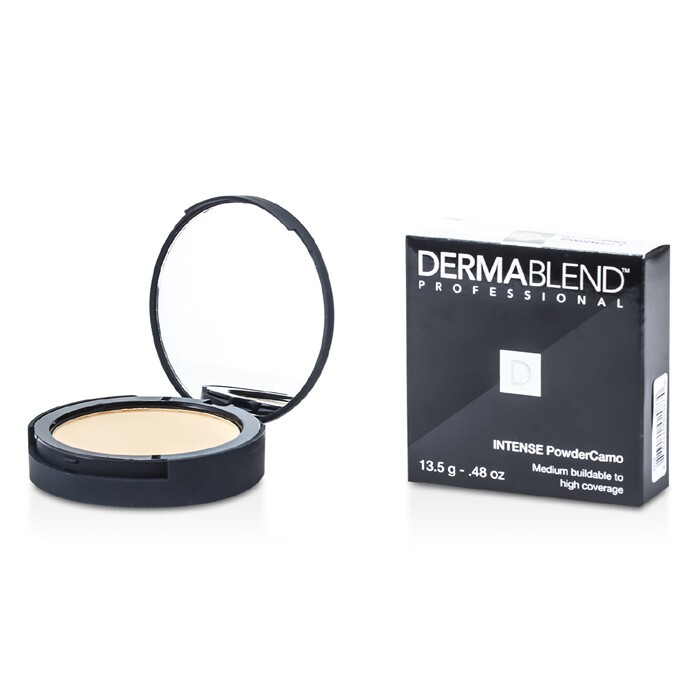 Intense Powder Camo Compact Foundation (Medium Buildable to High Coverage) - # Sand 13.5g/0.48oz - Product Image