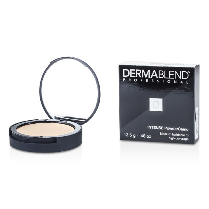 Intense Powder Camo Compact Foundation (Medium Buildable to High Coverage) - # Caramel 13.5g/0.48oz - Product Image