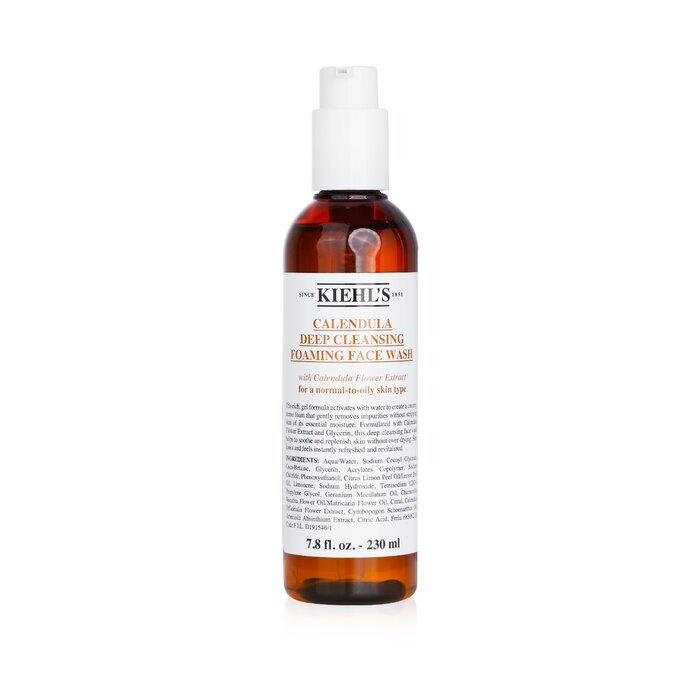 Calendula oil for face