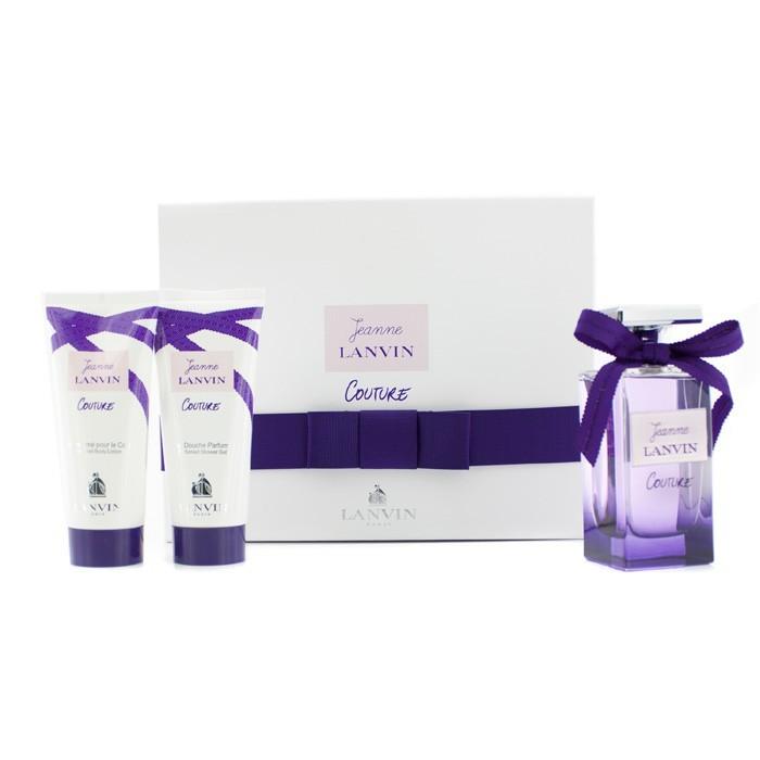 Jeanne lanvin couture coffret eau de parfum spray 100ml 3 for Coffret de couture