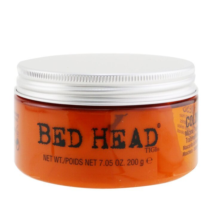 Bed Head Colour Goddess Mask Review