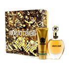 Roberto Cavalli (New) Coffret: Eau De Parfum Spray 75ml/2.5oz + Body Lotion 75ml/2.5oz 2pcs