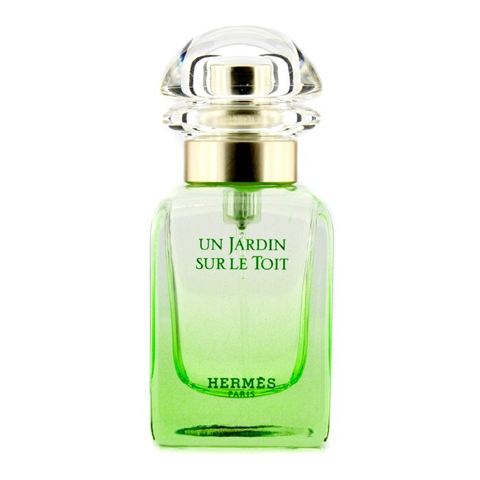hermes un jardin sur le toit eau de toilette spray 30ml 1oz cosmetics now us. Black Bedroom Furniture Sets. Home Design Ideas