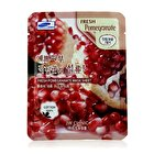 3W Clinic Mask Sheet - Fresh Pomegranate 10pcs