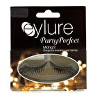 Eylure Party Perfect False Lashes - Midnight (Adhesive Included) 1pair
