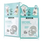 Secret A Skin Guardian 3 Step Total Facial Mask Kit - Soothing 10x29ml/0.98oz