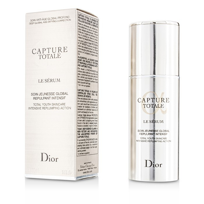 christian dior capture totale le serum 30ml 1oz cosmetics now us. Black Bedroom Furniture Sets. Home Design Ideas
