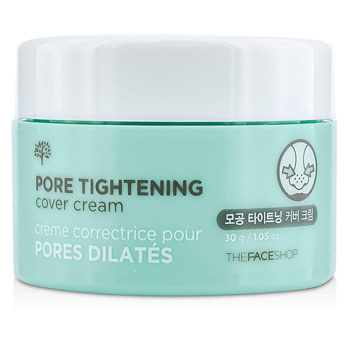 Face Shop Pore Tightening Cover Cream