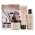 Carol's Daughter Marula Curl Therapy Collection 3-Piece Starter Kit: Cleaner 60ml + Styling Lotion 60ml + Hair Mask 60ml 3pcs
