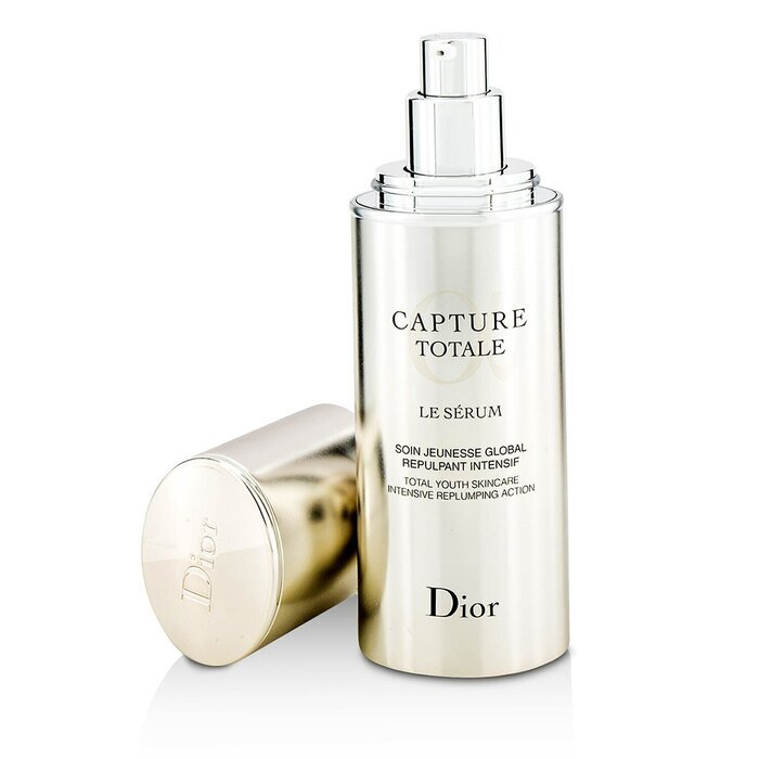 christian dior capture totale le serum 50ml cosmetics now us. Black Bedroom Furniture Sets. Home Design Ideas
