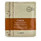 The Saem CHAGA Anti-Aging Biocellulose Sheet 10x20ml/0.67oz